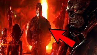 Justice League Darkseid Vs Ares Deleted Scenes in Tamil