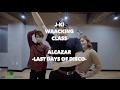 watch he video of Alcazar -Last Days Of Disco- [호댄스스튜디오] waacking class j-ki