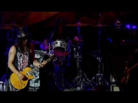 Slash - Godfather Solo - (CRAZY)