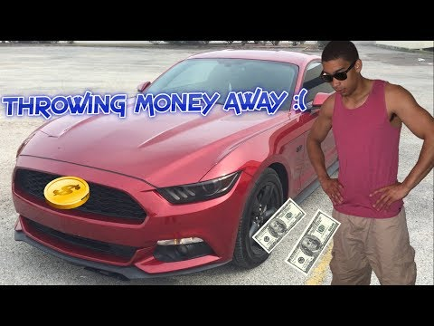 How much is car insurance for a 2016 Mustang V6?