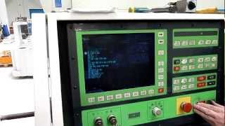 CNC lathe/CNC-Drehmaschine TRAUB TNS 60
