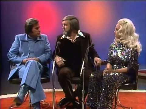 George Jones & Tammy Wynette interview