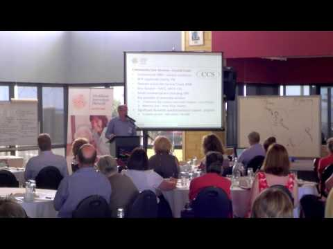 Peter McCloskey, CEO, Community Care Services