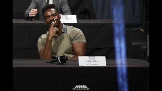 UFC Sao Paulo Fighters React to Jon Jones' USADA Suspension - MMA Fighting