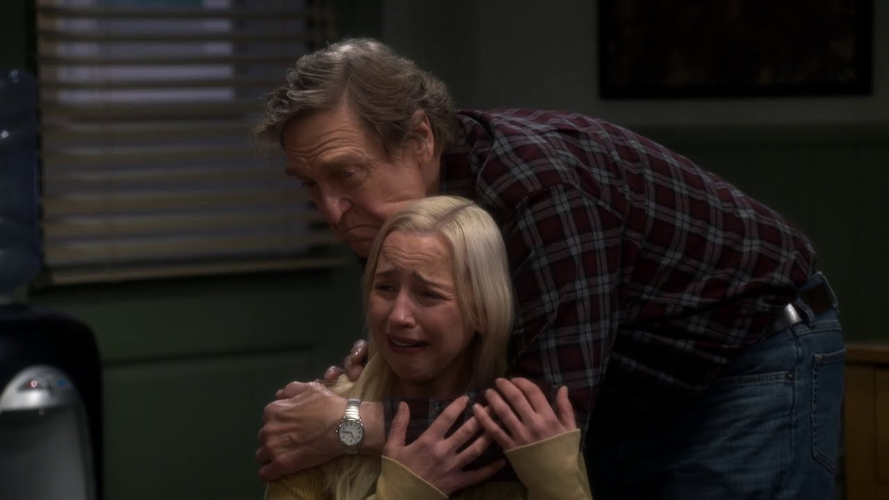 Download The Conners 3x18 - Becky's Anger At Mark
