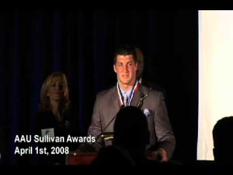 78th Annual AAU Sullivan Award