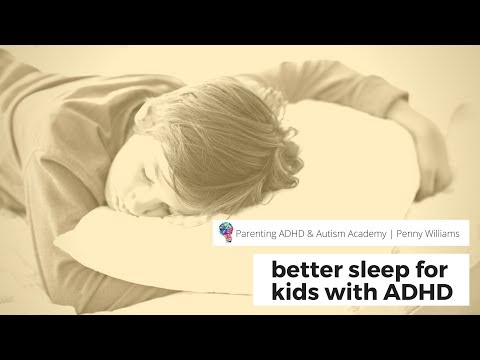 5-Minute Fix: Better Sleep for Kids with ADHD or Autism (and Their Parents)