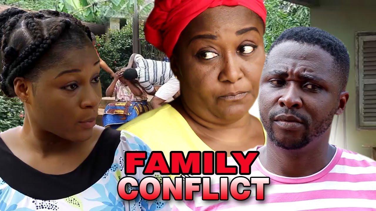 Download Family Conflict Season 5&6 (Destiny Etiko) 2019 Latest Nigerian Nollywood Movie
