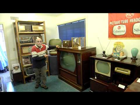 A Tour Of The KRE Radio Museum