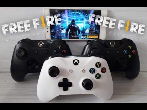 Como Jugar Free Fire Con Mando De Xbox One Youtube