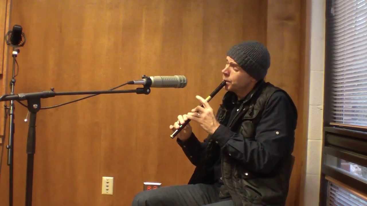 Kevin Crawford Kevin Crawford Lnasa on WTJUs Folk Beyond 23 Nov 2013 YouTube