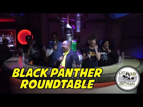 BLACK PANTHER ROUNDTABLE