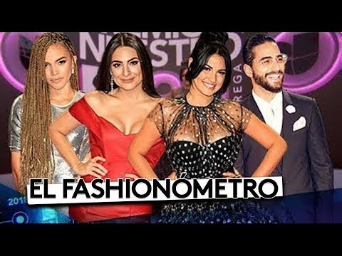 Fashionómetro: los mejor y peor vestidos de Premio Lo Nuestro