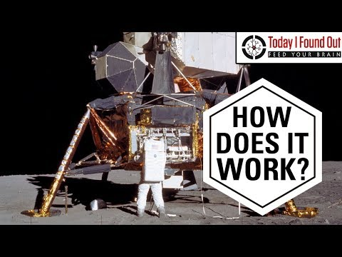 How Did Lunar Landers Re-Launch When There's No Oxygen?