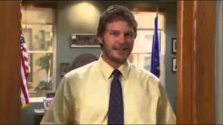 Best of Chris Pratt Bloopers - Parks and Recreation