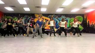 Gossip Folks - Missy Elliott dance choreography by Chelsea Mae