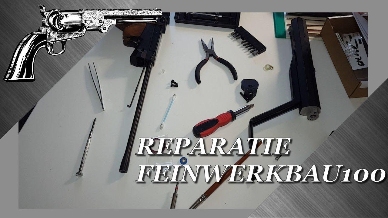 Reparatie Feinwerkbau 100 [RO]