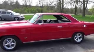 RossCustomsMi.com - SOLD - 1966 Chevrolet Chevy II Nova - $31,900