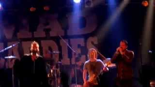 Mad Caddies - Shoot Out The Lights (Live, Munich Backstage 28.07.2014)