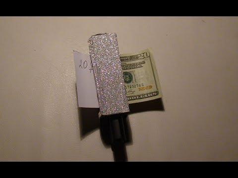 Подарок из денег своими руками на день рождения для мужчины