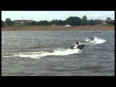 Чемпионат Уфы по водно моторному спорту
