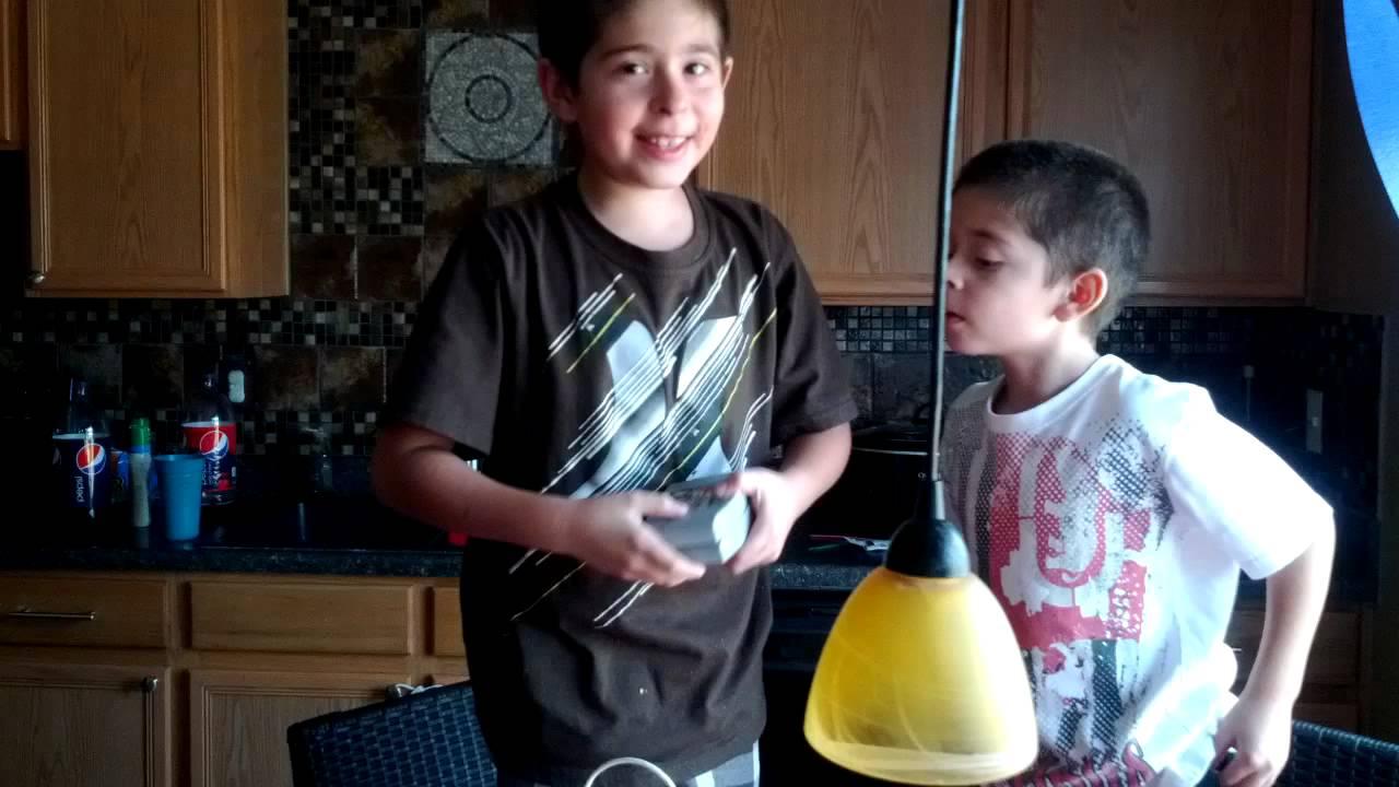 Edens birthday present Nintendo 64 - YouTube