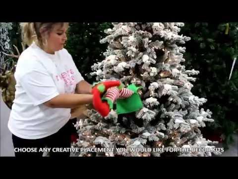 Elf Wreath Enhancement