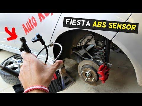 2015 Ford Fiesta MK7 1.0 Rear ABS Sensor