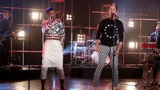 Fitz and The Tantrums Perform