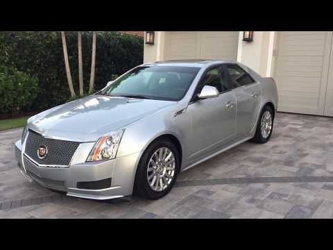 2010 Cadillac CTS 3.0 Luxury Sedan Review and Test Drive by Bill - Auto Europa Naples