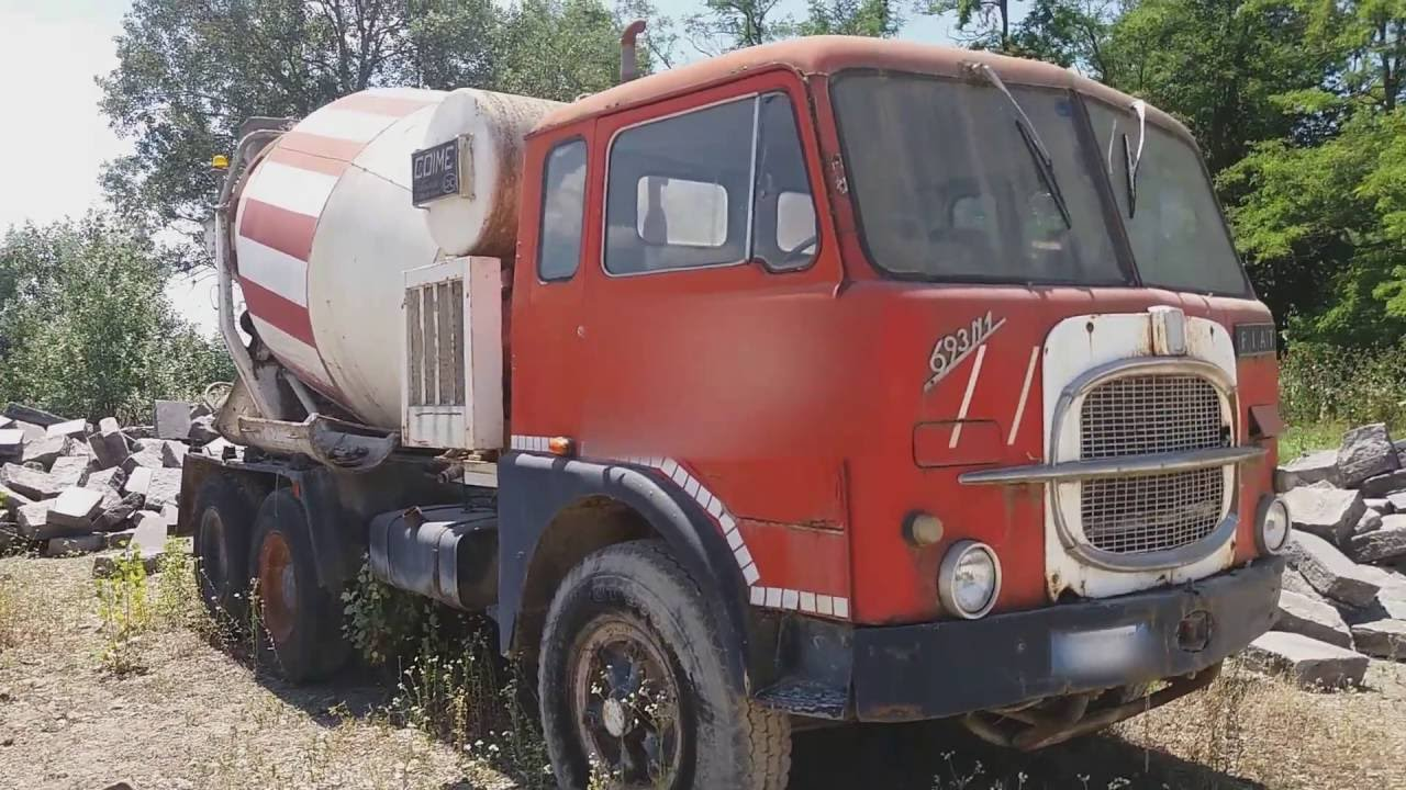 allestimento betoniere su camion Maxresdefault