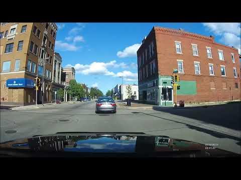 Downtown Broadway St. Rockford, IL
