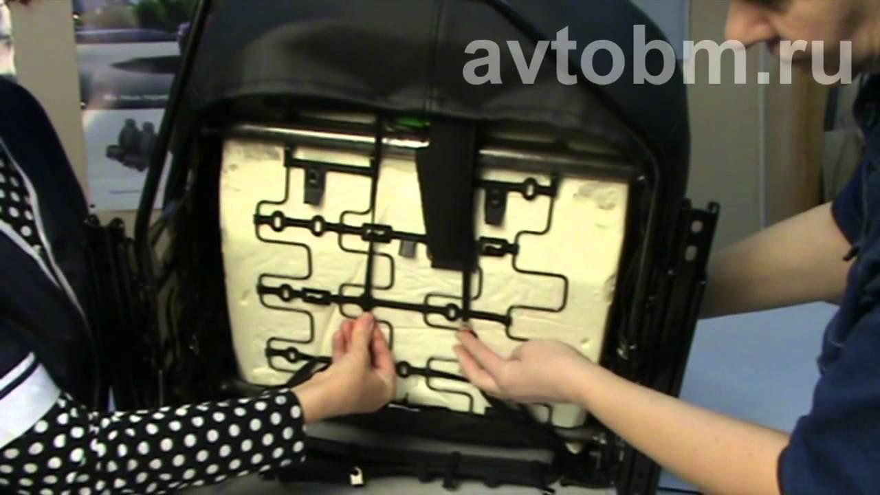 Автомобильные чехлы из алькантары и экокожи | Автопилот Мастер