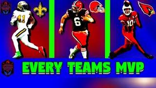 Every NFL Team's MVP Of The 2020 Season!