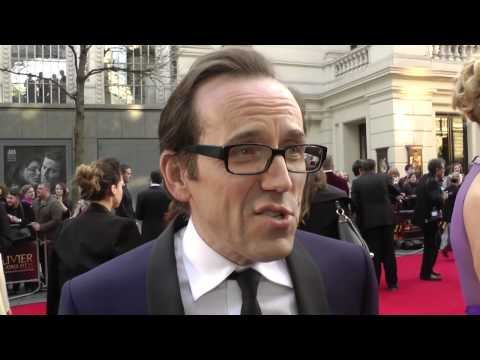 Ben Miller Interview - The Olvier Awards 2014