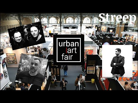 C'est quoi la Paris Urban Art Fair ? Paris Urban Art Fair 2017