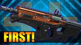 The First Ever HAKKE Scout! | Destiny 2 Frontier Justice!