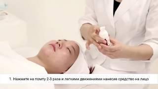 CareCella Lifting Set - покрокова інструкція з російською описом