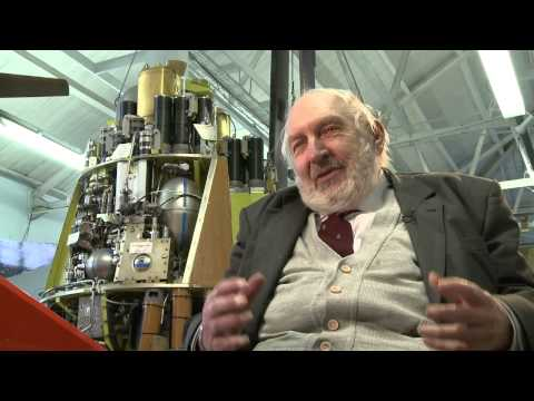Roy Dommett: Morris dancing and missile science