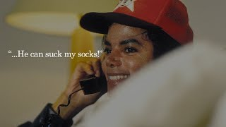 Michael Jackson Private Phone Conversations | Best of