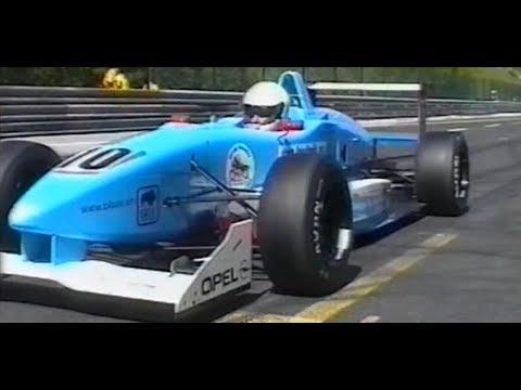 Formel 3 Salzburgring 2000 Nostalgie Relex Video