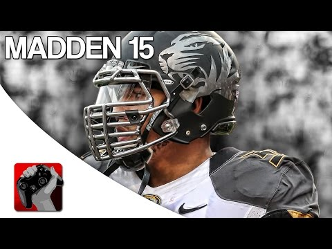 Madden NFL 15: How to Create Shane Ray