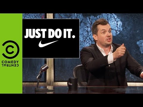 Is Nike Pretending To Be Woke? | The Jim Jefferies Show
