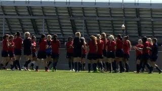 U.S. U-17 WNT Rolls Toward U-17 FIFA Women