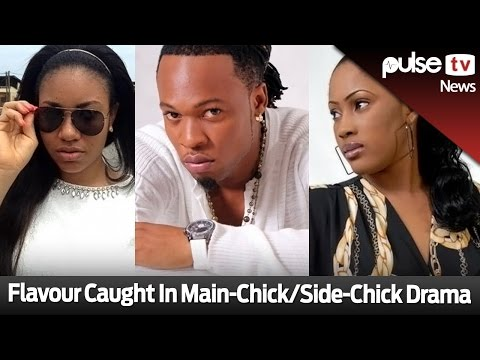 Who Is Flavour's Main Chick?  - Pulse TV News