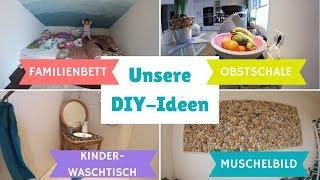 DIY-Ideen | IKEA-Familienbett | Familien-VLOG7