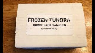 Frozen Tundra Sample Pack by FootballCardOlly