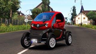 [ETS2 v1.36] Renault Twizy V2.0