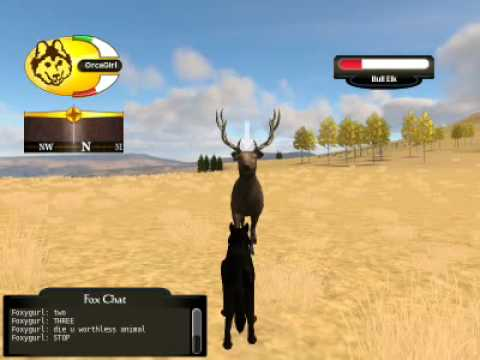 WolfQuest Multiplayer Hunting - YouTube - photo#7