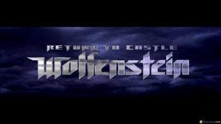 Return to Castle Wolfenstein gameplay (PC Game, 2001)